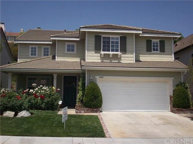 26145 Beecher Ln, Stevenson Ranch, CA