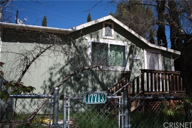 17713 Valley, Lake Hughes, CA