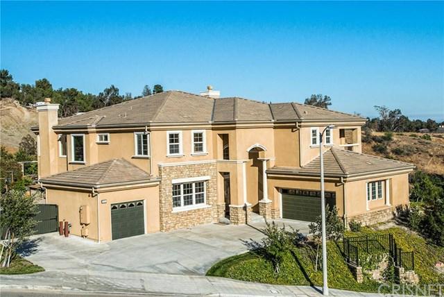 12334 Longacre Ave, Granada Hills, CA