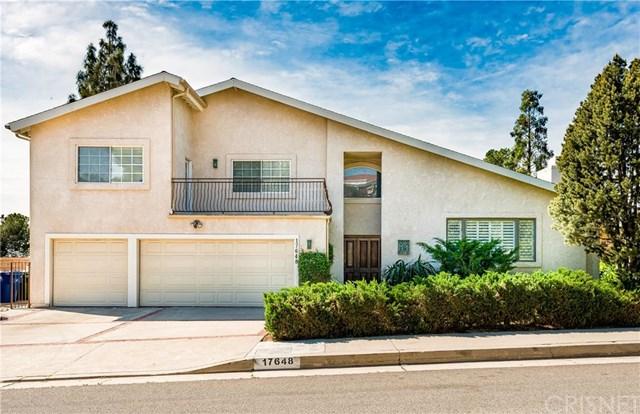 17648 Orna Dr, Granada Hills, CA