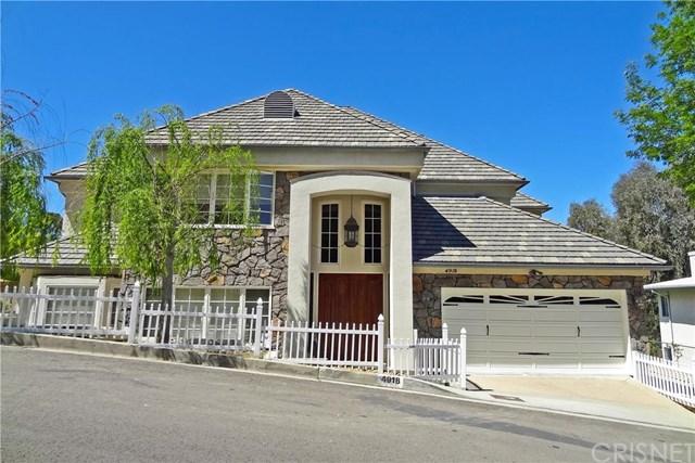 4918 Calvin Ave, Tarzana, CA