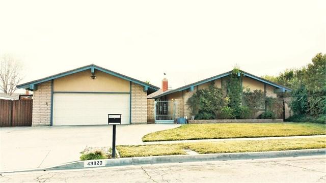 43920 Halcom Ave, Lancaster, CA