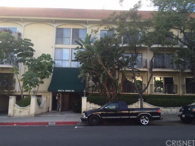 1045 N Kings Rd #APT 106, West Hollywood, CA