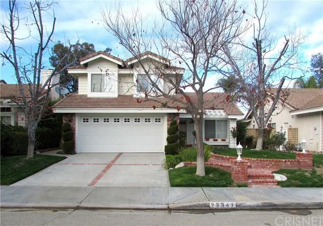 23347 Preston Way, Valencia, CA