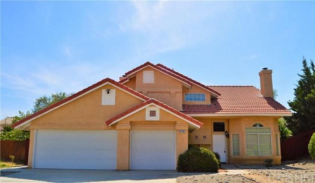 39516 Primrose Ct, Palmdale, CA