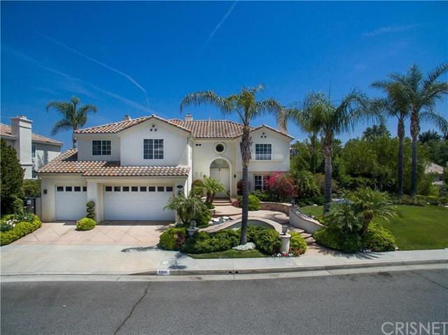 5900 Vista De La Luz, Woodland Hills, CA