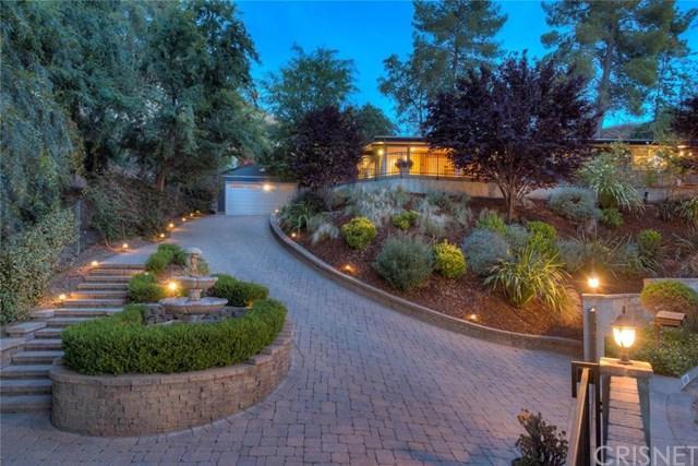 15515 Woodcrest Dr, Sherman Oaks, CA