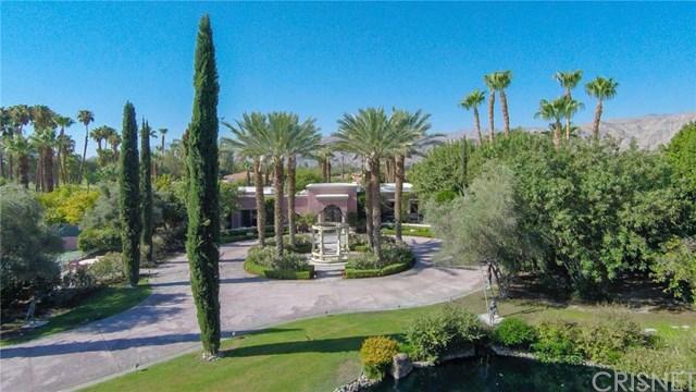 1 Von Dehn Rd, Rancho Mirage, CA 92270