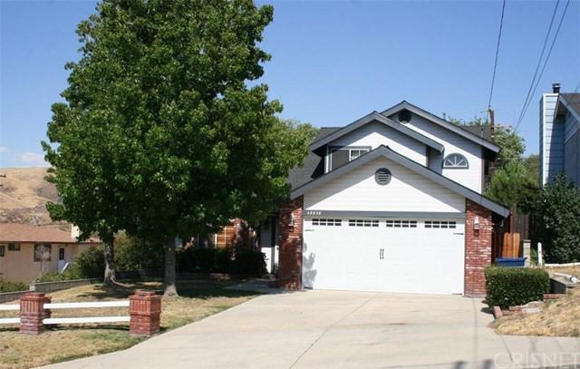 42858 Montello Dr, Lake Hughes, CA 93532
