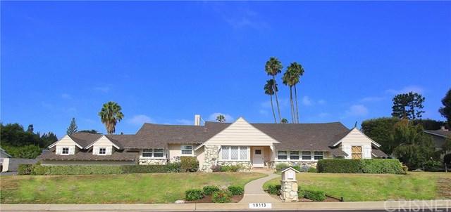 10113 Calvin Ave, Northridge, CA 91324