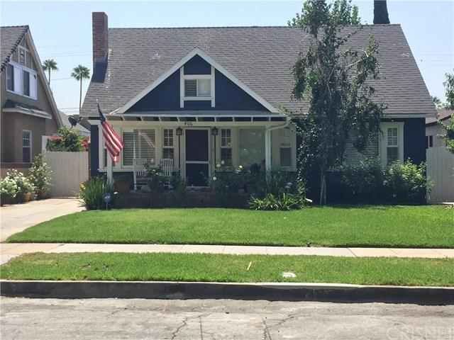406 N Macneil St, San Fernando, CA 91340