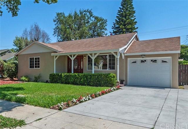 6808 Texhoma Ave, Lake Balboa, CA 91406