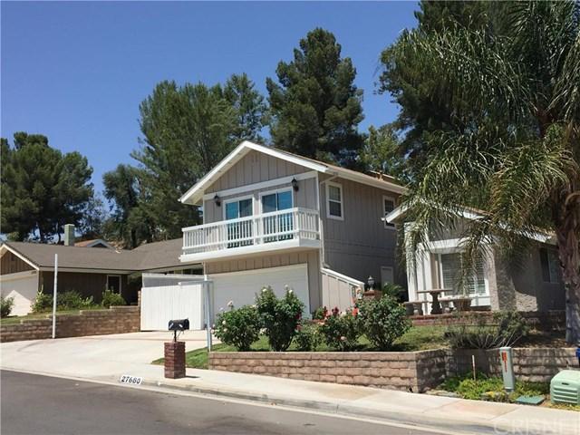 27680 Sequoia Glen Drive, Valencia, CA 91354
