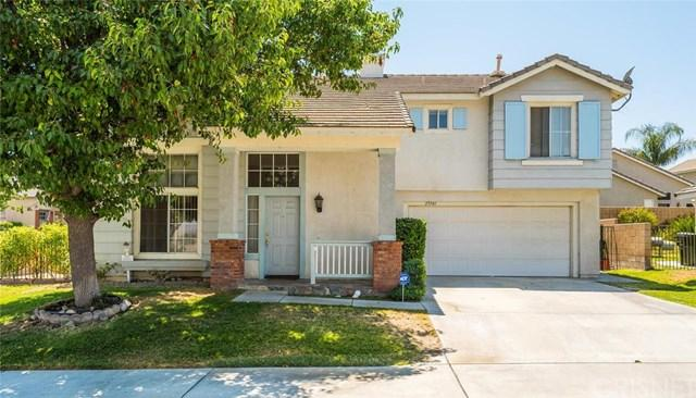 25541 Crockett Ln, Stevenson Ranch, CA 91381
