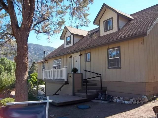 126 Pinon St, Frazier Park, CA 93225