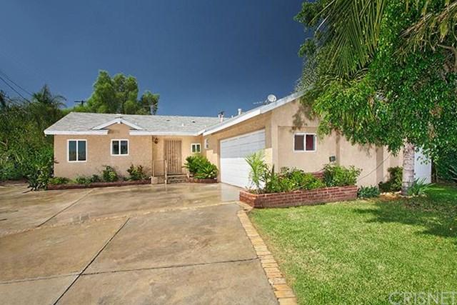 13145 Vaughn St, San Fernando, CA 91340