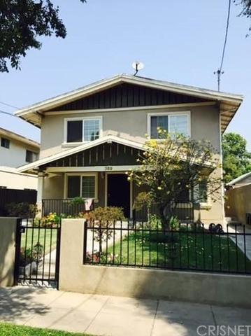 389 E Ashtabula St, Pasadena, CA 91104
