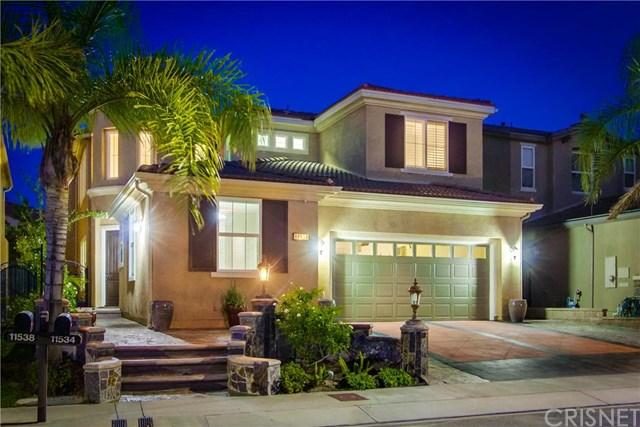 11534 Venezia Way, Northridge, CA 91326