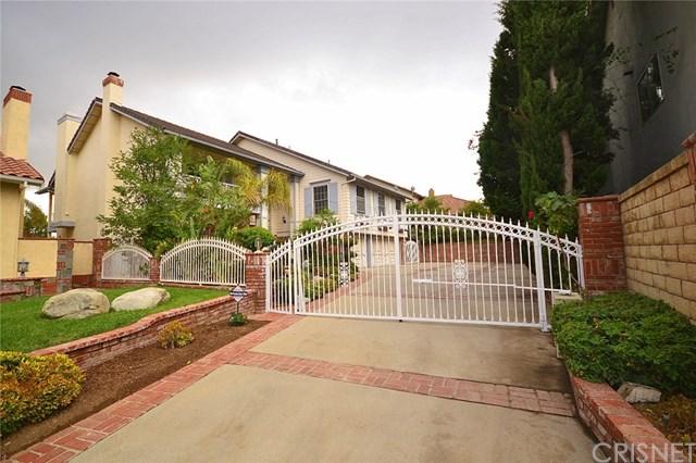 18706 Stonehaven Court, Northridge, CA 91326