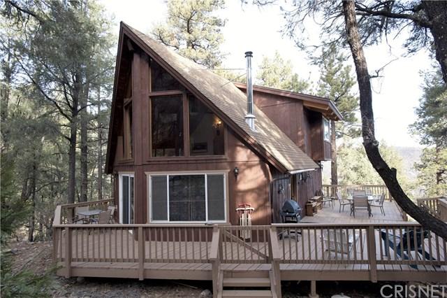 1400 Banff Drive, Pine Mountain Club, CA 93222