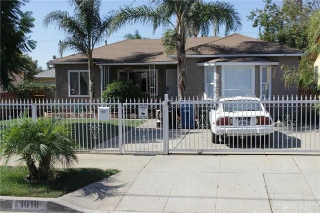 1018 Woodworth St, San Fernando, CA 91340