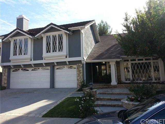 18328 Chatham Ln, Northridge, CA 91326
