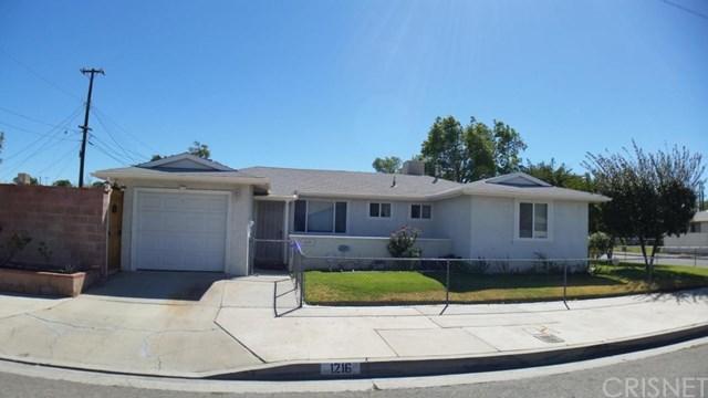 1216 W Avenue H12, Lancaster, CA 93534
