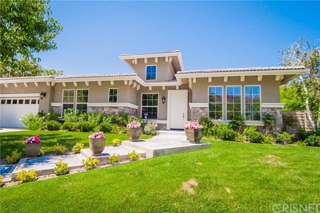 24939 Southern Oaks Drive, Stevenson Ranch, CA 91381