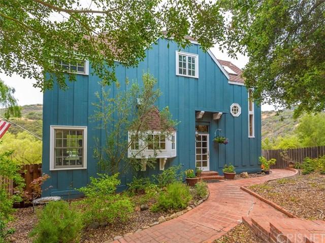 3450 Decker Canyon Road, Malibu, CA 90265