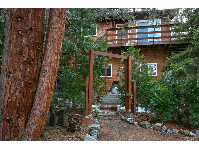 15912 Zurich Way, Pine Mountain Club, CA 93222