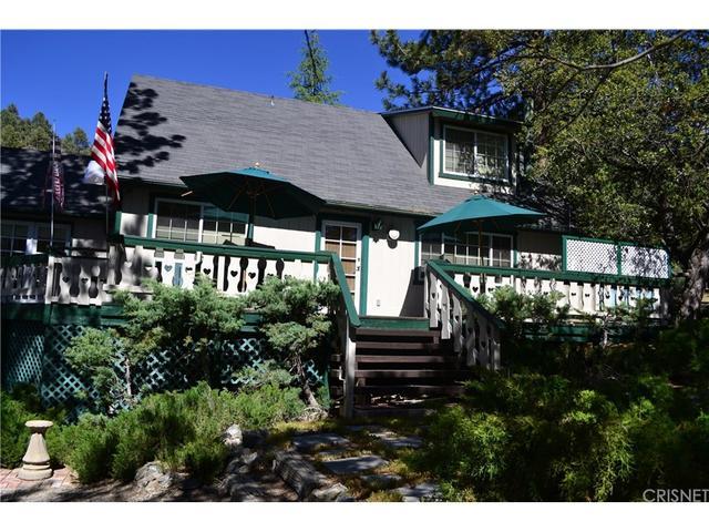 1908 Woodland Dr, Pine Mountain Club, CA 93222