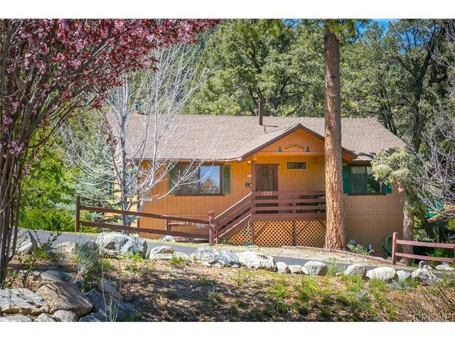 1725 Bernina Dr, Pine Mountain Club, CA 93222