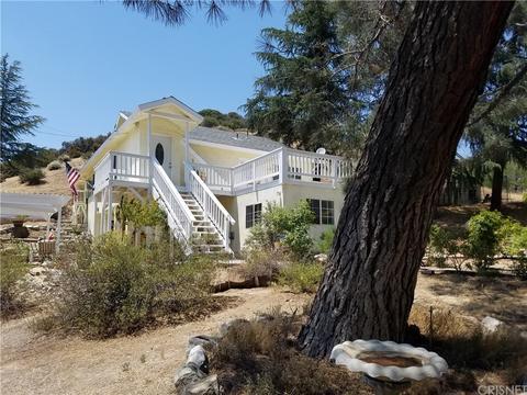 17869 Elizabeth Lake Rd, Lake Hughes, CA 93532
