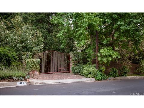 800 Brooktree Rd, Pacific Palisades, CA 90272