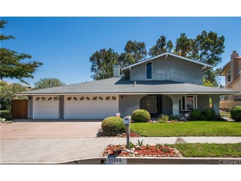 11866 Porter Valley Dr, Porter Ranch, CA 91326