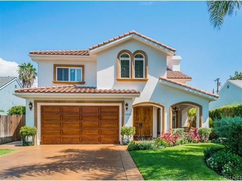 4520 Tyrone Ave, Sherman Oaks, CA 91423