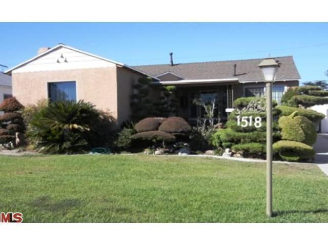 1518 S Carmelina Ave, Los Angeles, CA 90025