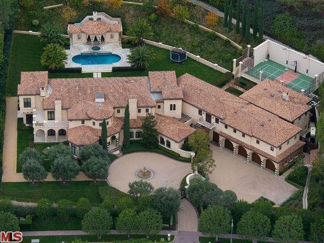 44 Beverly Park Cir, Beverly Hills, CA 90210