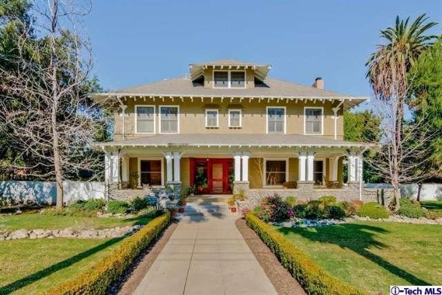 265 Bellefontaine St, Pasadena, CA