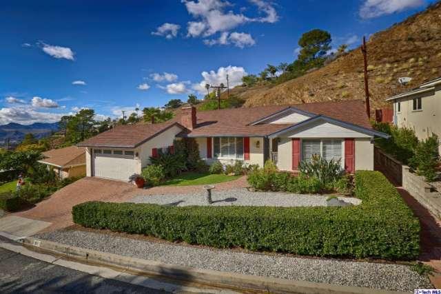 1661 Larco Way, Glendale, CA