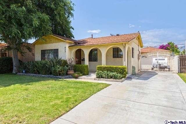 633 Hawthorne St Glendale, CA 91204