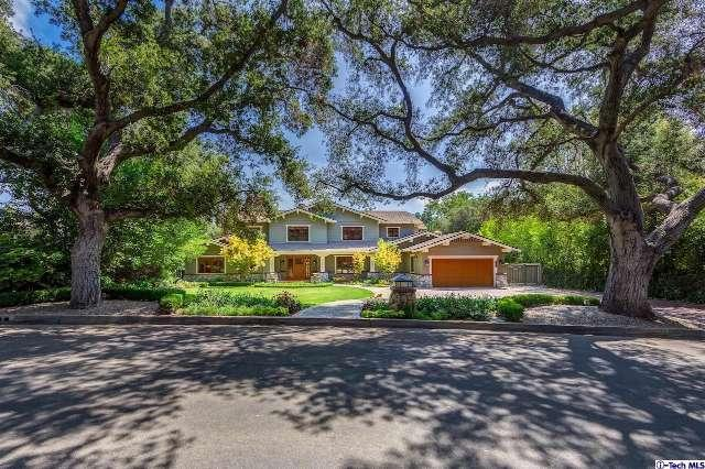4218 Shepherds Ln, La Canada Flintridge, CA 91011
