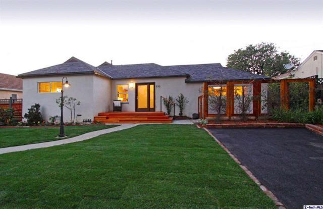 595 Avocado Ave, Pasadena, CA 91107