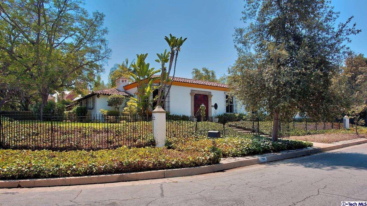 1100 S Grand Ave, Pasadena, CA 91105