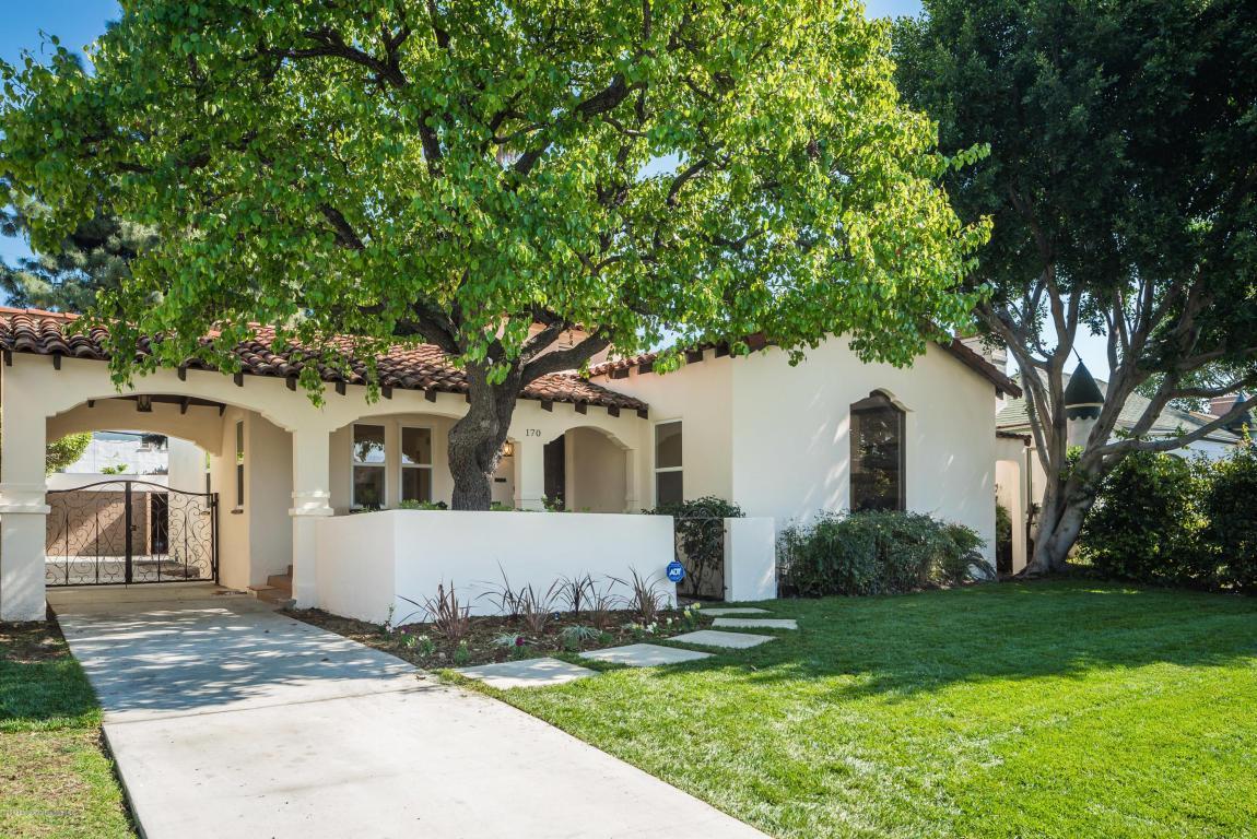 170 S Gardner St, Los Angeles, CA 90036