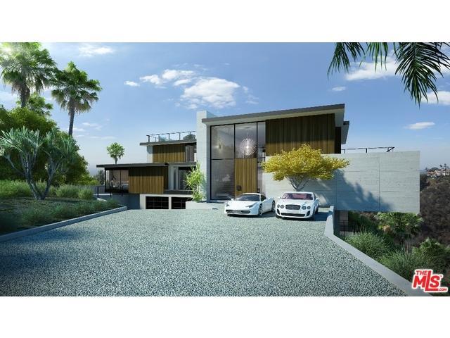 1731 Summitridge Drive, Beverly Hills, CA 90210