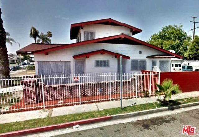 4015 S Raymond Ave, Los Angeles, CA 90037