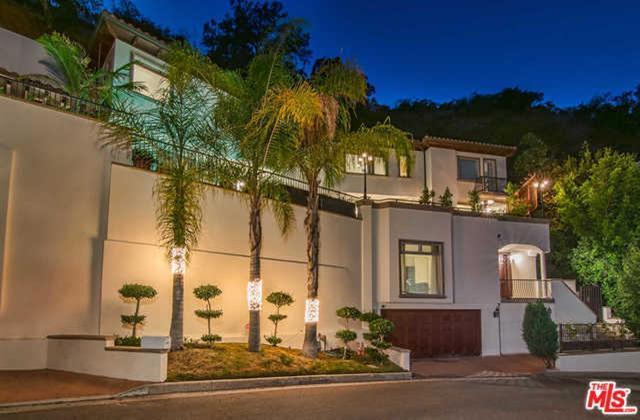 9675 Heather Rd, Beverly Hills, CA 90210
