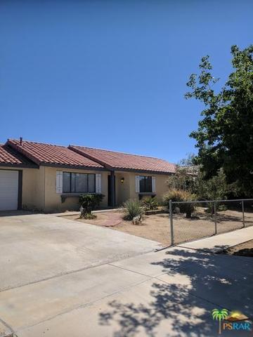56761 Navajo, Yucca Valley, CA 92284