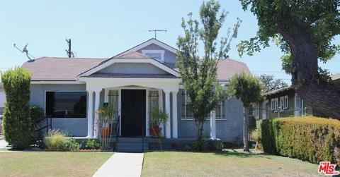 5419 9th Ave, Los Angeles, CA 90043